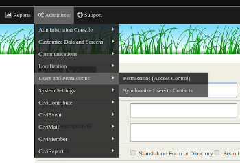 CiviCRM Contacts in Drupal