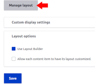 Using Layout Builder to Construct Awesome Event Pages