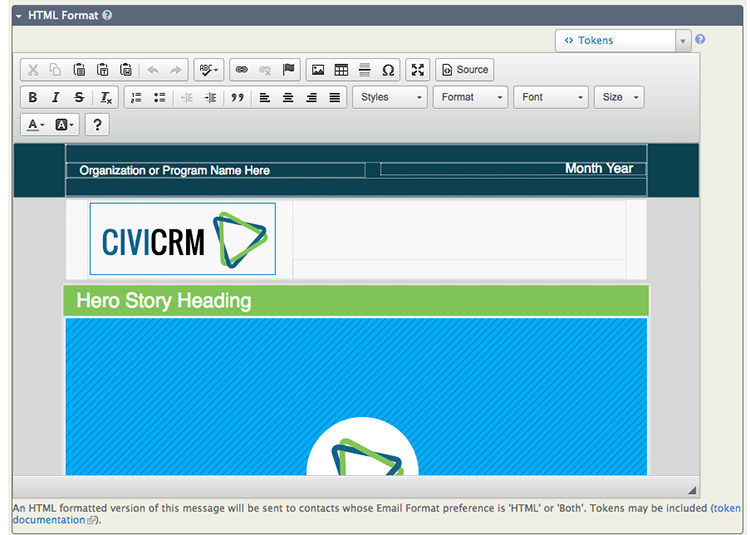 civicrm-message-template-skvare
